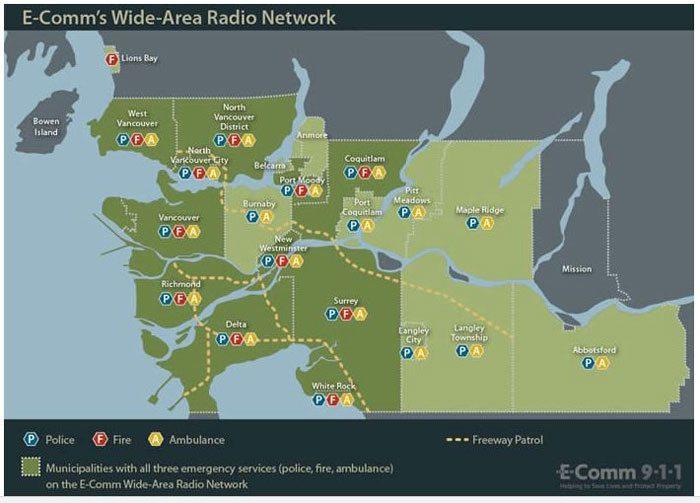 ecom das distributed antenna system