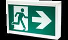 Running man exit