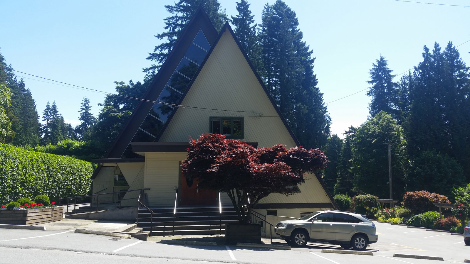 West Vancouver Presbyterian Church fire safety plan